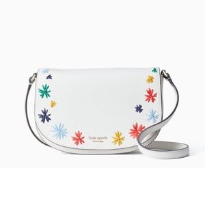Kate Spade Embroidered Reiley Crossbody Bag